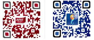 Chaque point de vente aura son QR code spécifique - Photo DR