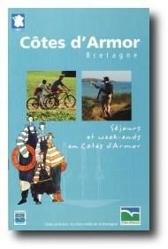 Côtes d'Armor : nouveaux petits guides de poche