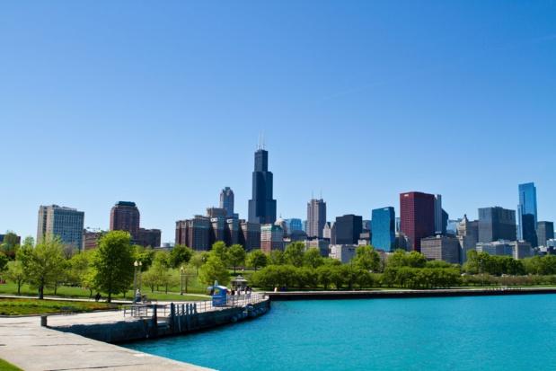 Skyline de Chicago-DR Adam Alexander