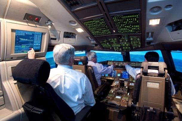 Le secteur aérien devrait recruter de nombreux pilotes de ligne d'ici 2031 selon Boeing - Photo DR