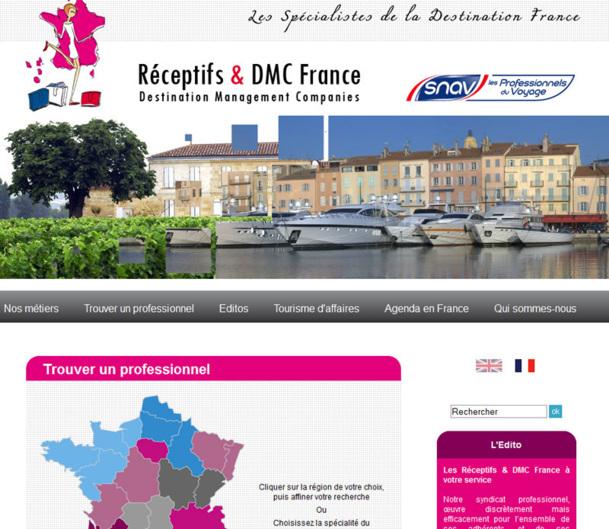 Le nouveau site DMC-France.com - DR