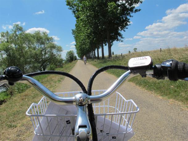 Le chiffre d'affaires des acteurs économiques dont l'activité est liée à la pratique du vélo s'élève à 4.5 milliards d'euros - DR : A.B.