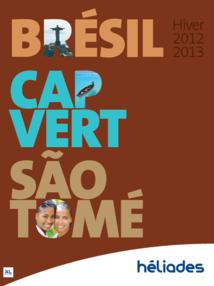 Héliades : la brochure hiver 2012-2013 inclut Sao Tomé e Principe