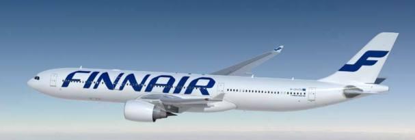 """Finnair élue """"Meilleure compagnie d'Europe du Nord"""""""