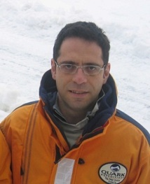 Francesco Contini est le vice-président de Quark Expeditions - Photo DR