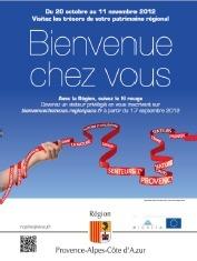 La 3e édition de Bienvenue chez vous se déroulera du 20 octobre au 11 novembre 2012 - DR