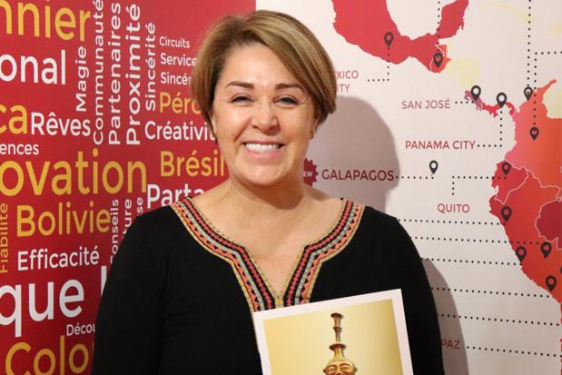 """Claudia Terrade : """"Nous nous sommes donc organisés, pays par pays et au cas par cas, en utilisant les outils que chaque pays met à disposition des entreprises"""" - Photo Quimbaya"""