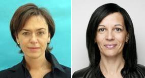 Laurence Jégouzo et Emmanuelle Llop - Photo DR