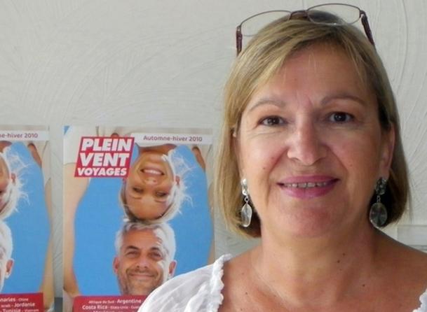 En vacances, Carole Pellicer se déconnecte totalement : pas de mail et pas de téléphone ! - Photo DR