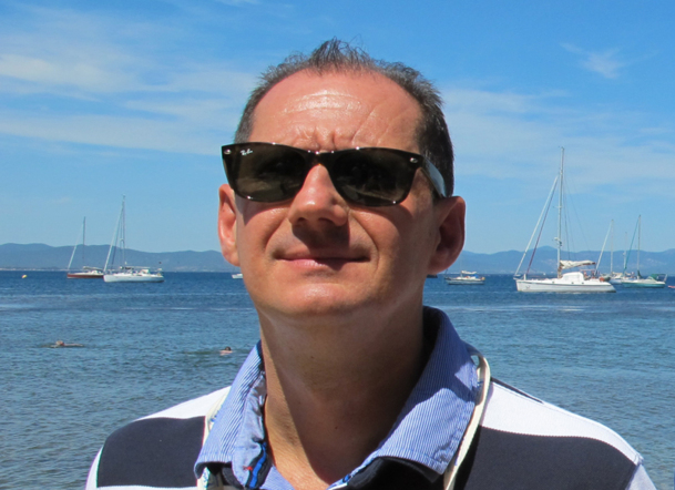 Depuis cinq ans, pour Jean-Pierre Lorente, les vacances se déroulent en Corse - Photo AB