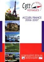 Cgtt Voyages remet à jour son catalogue réceptif ''Accueil France''