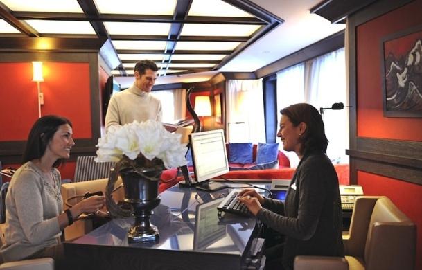 La conciergerie de l'espace 5T de Valmorel - DR-Bruno VAN LOOCKE Club Med