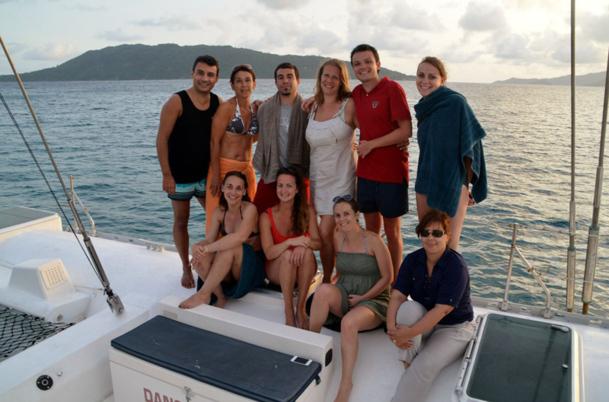 Huit agents de voyages, spécialistes de la destination, ont été certifiés au cours d'un éductour organisé en juin dernier par l'Office de Tourisme des Seychelles de Paris Photo CD