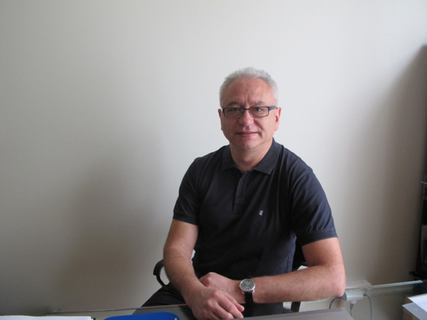 Alain Souleille restera en France au mois d'août, dans le Lot. - Photo DR