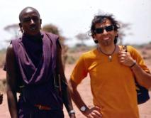 Patrice Halimi (à droite) est à l'origine de la création de Zigotours - DR