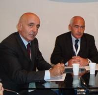 Carlos Feeney et Enrique Meyer à Top Resa