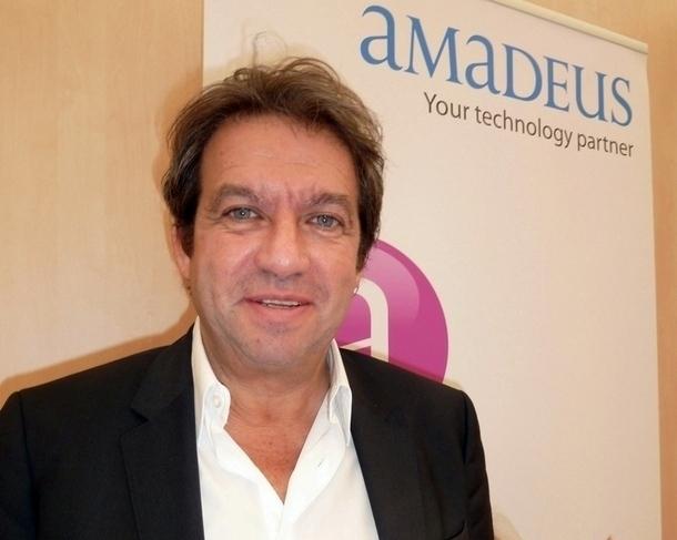 Georges Rudas, en piste pour la présidence d'Amadeus France ?