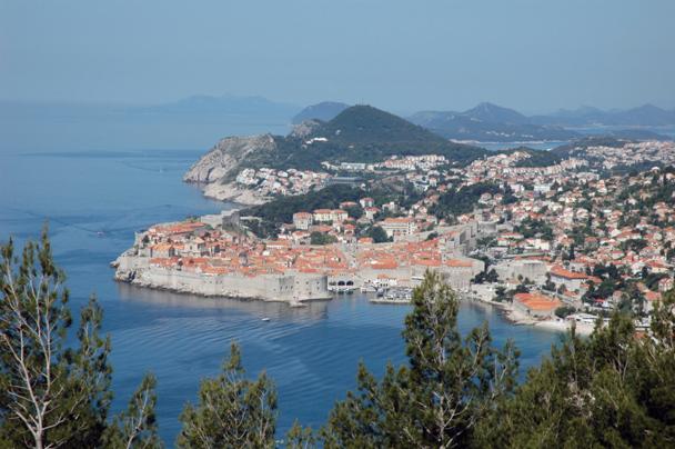 Les réservations pour la Croatie interviennet en moyenne 7 jours avant le départ au mois de juillet 2012 - Dubrovnik Photo CE