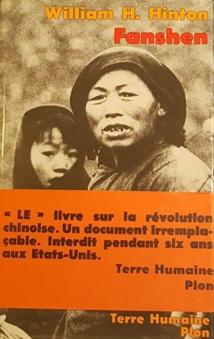 """""""Fanshen, c'est un livre très puissant qui se dévore et aide à comprendre la Chine d'aujourd'hui"""" - DR"""
