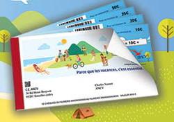 Chèque-vacances : le taux de remboursement (de 2,5 à 1%) mieux rémunéré pour les pros