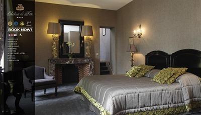 Toutes les chambres du Château de Fère ont été entièrement rénovées - Capture d'écran
