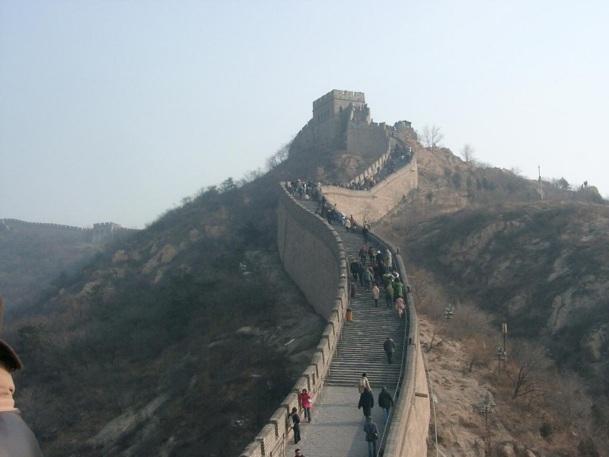 Le jeune couple espérait découvrir les charmes de la Chine... ils ont vite déchanté ! Photo JDL