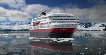 Le tout nouveau MS Fram naviguera l'an prochain au Groenland