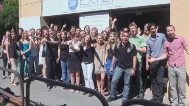Les étudiants de l'ESCAET sont les grands vainqueurs du premier challenge Add My School, organisé par TourMaG.com - DR