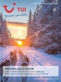 TUI France lance sa première brochure Hiver 2020 / 2021