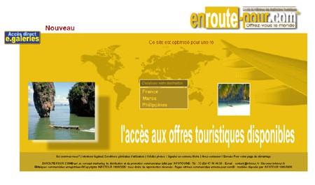 Enroute-pour.com poursuit son développement