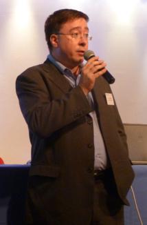 Frédéric Mazenq est le directeur de la Maison de la France en Chine - DR : M.SANI