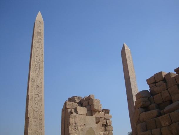 """Malgré une petite hausse de leur fréquentation, les visiteurs français restent considérés comme """"frileux"""" en Egypte - Photo CE"""