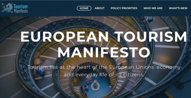 Tourism Manifesto rassemble plus de 60 organisations européennes publiques et privées - DR
