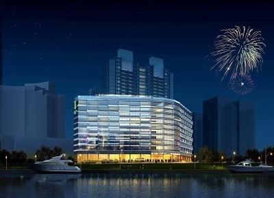 Le Banyan Tree Shanghaï On the Bund devrait ouvrir ses portes en novembre 2012 - photo DR
