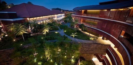 Le Capella Singapour intègre le Top 50 des meilleurs hôtels du monde - Photo DR