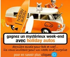 Holiday Autos : les agences peuvent gagner un week-end à Dublin