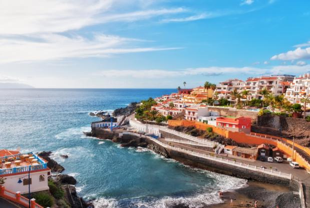 Les Canaries ont un taux de cas de Covid-19 parmi les plus bas d'Europe./crédit DepositPhoto