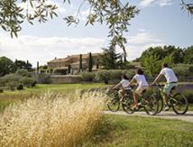 DR @rideandmore - Vélo en Provence