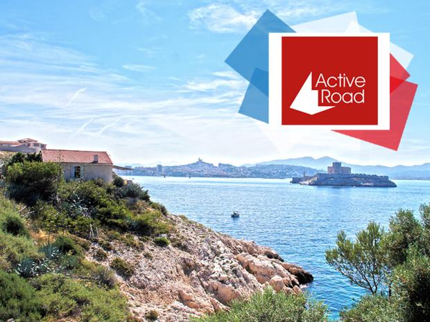 DR @activeroad - Regard caché sur Marseille depuis les îles du Frioul, Parc National des Calanques