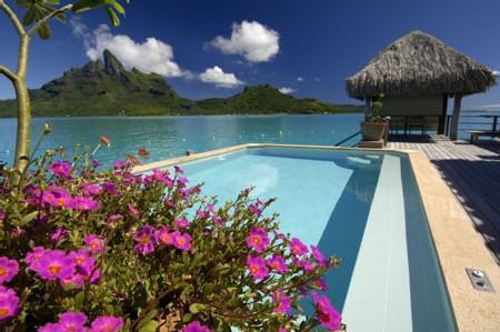 Le « St.Regis » de Bora Bora, dernière fierté de Starwood