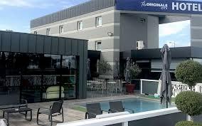 """""""Nous avons même enregistré un record de 50% de taux d'occupation 3 nuits d'affilée sur The Originals hôtels Hôtel Helios à Roanne."""" - Photo DR"""