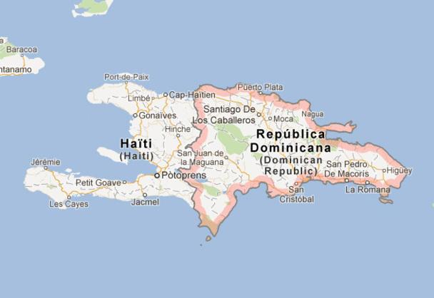 La tempête tropicale Isaac a touché plus particulièrement le Sud-Ouest de la République Dominicaine, les pôles touristiques ont été épargnés. - Photo DR