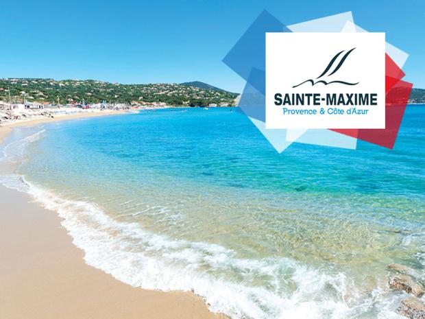 G. Tournebize / Sainte-Maxime – Plage de la Nartelle