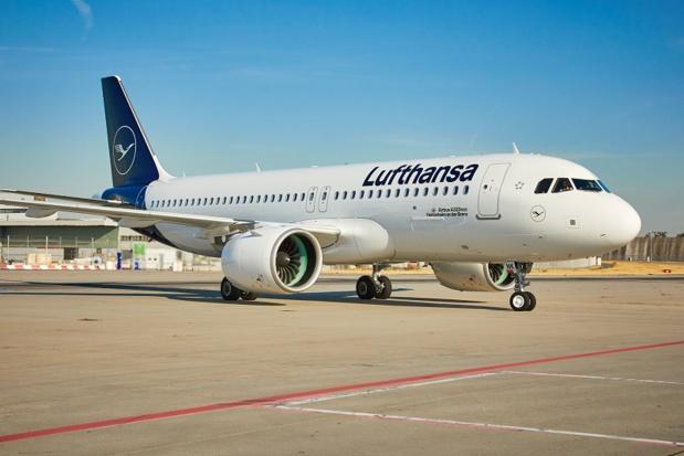 Lufthansa Group étoffe son programme de vols en France