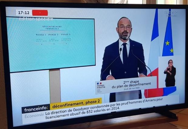 Live : ce qu'il faut retenir des annonces d'Edouard Philippe