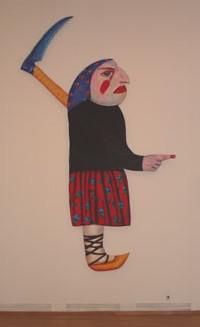 Au Musée de l'art contemporain, une création de Dimitri Gorzo