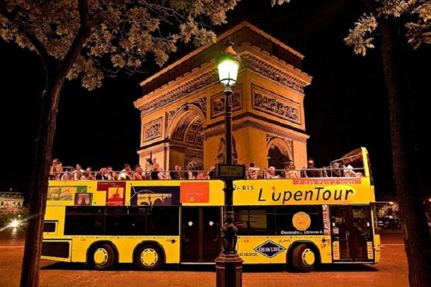 CityVision propose des excursions en autocar ou en TGV, de jour ou de nuit, à Paris ou en Province - Photo DR