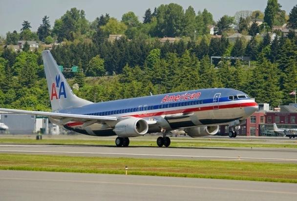 Tom Horton, le patron d'AA souhaiterait  réaliser la restructuration et sortir du chapter 11 avant de se lancer dans un processus de rapprochement avec une autre compagnie. Photo DR American Airlines