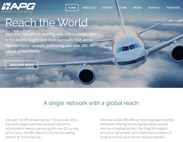 NDC : APG Platform fait peau neuve