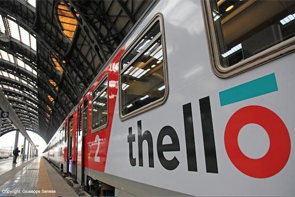 A partir du 4 juin 2020, 4 trains quotidiens entre Nice et Milan reprennent leur circulation  - DR